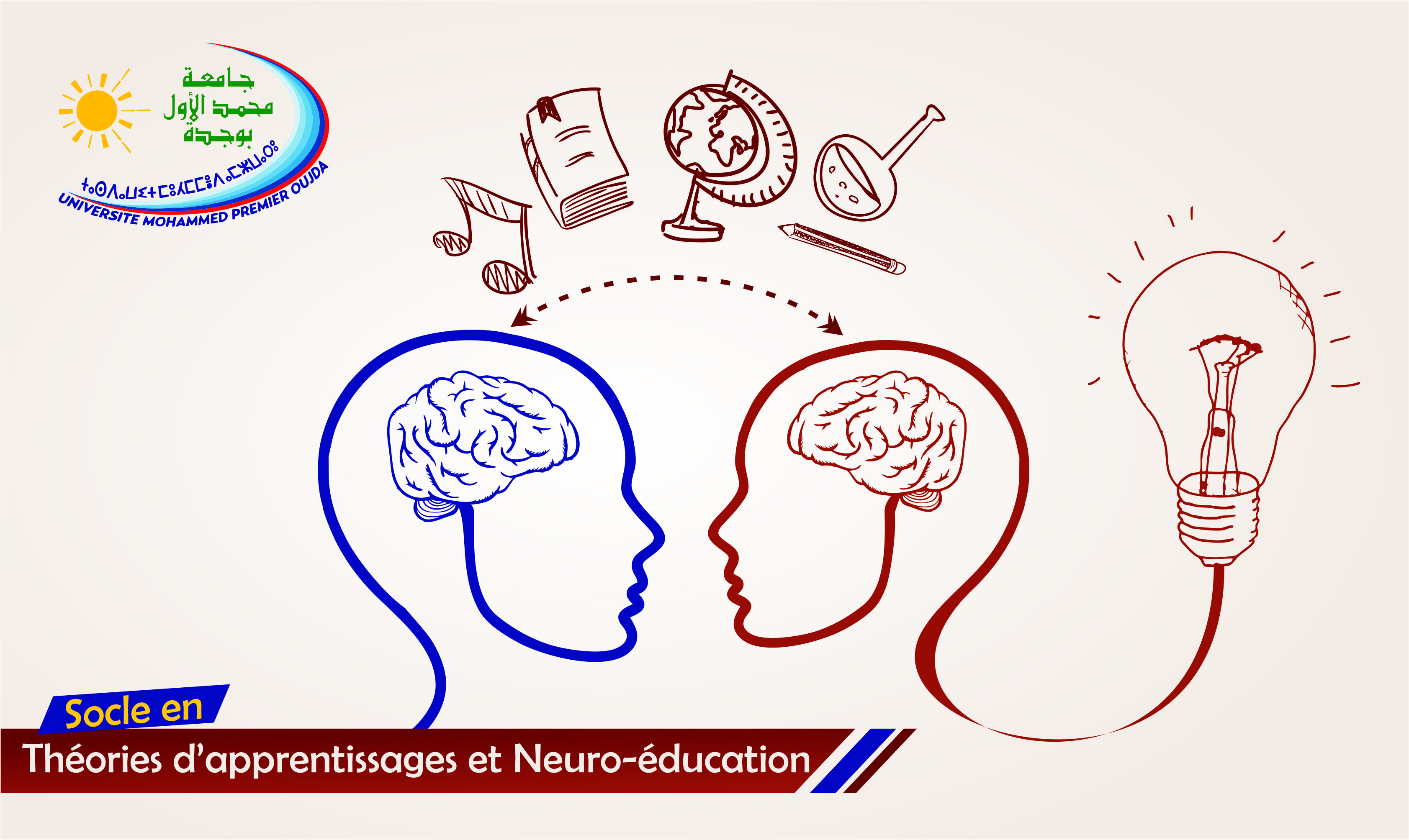Théories d'apprentissage et neuroéducation Session01